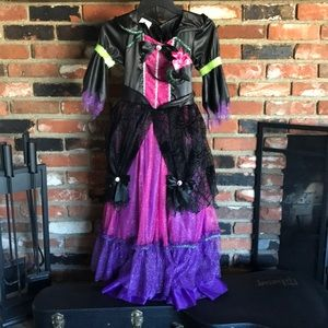 Other - Witch Girl's Halloween Costume Size Large 9-10